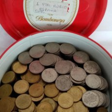Monedas Juan Carlos I: LOTE 2 KILOS MONEDAS ESPAÑOLAS JUAN CARLOS I. Lote 199647687