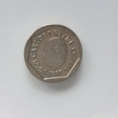 Monedas Juan Carlos I: LOTE 2 MONEDAS 200 PESETAS. AÑOS 1986 Y 1987. Lote 277629538
