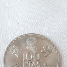 Monedas Juan Carlos I: MONEDA ESPAÑA 100 PTAS 1980 MUNDIAL 82. Lote 201371116