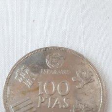 Monedas Juan Carlos I: MONEDA ESPAÑA 100 PTAS 1980 MUNDIAL 82. Lote 201371176