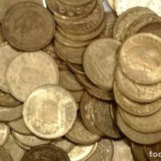 Monedas Juan Carlos I: JUAN CARLOS I. 1 PESETA. AE. LOTE DE 220 MONEDAS.. Lote 201832420