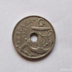 Monedas Juan Carlos I: 50 CENTIMOS FRANCO 1963 *19 65. Lote 203167237