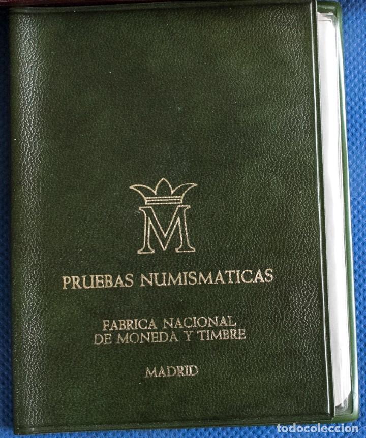 CARTERA OFICIAL DEL LA FNMT SERIE 1975 *77 (Numismática - España Modernas y Contemporáneas - Juan Carlos I)