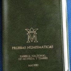 Monedas Juan Carlos I: CARTERA OFICIAL DEL LA FNMT SERIE 1975 *77. Lote 264207208