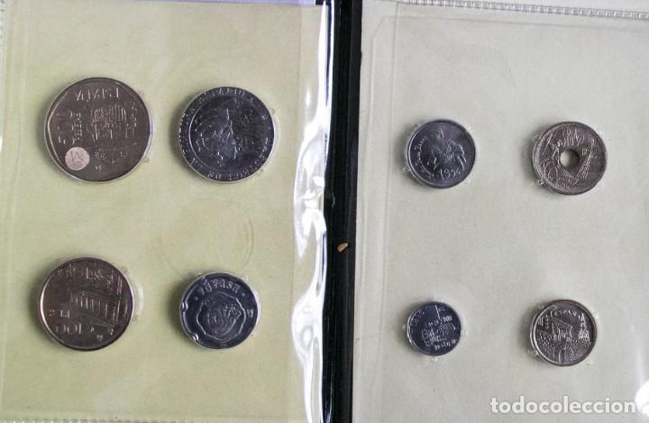 Monedas Juan Carlos I: CARTERA OFICIAL DE LA FNMT DE 1996 J.CARLOS - Foto 3 - 268771434
