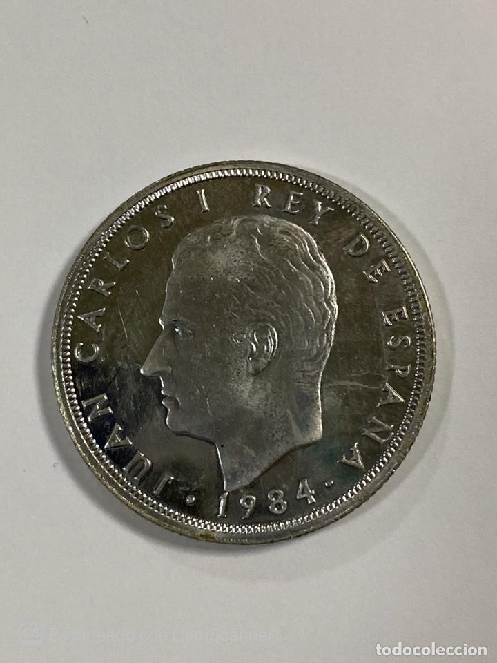 Monedas Juan Carlos I: MONEDA. ESPAÑA. 50 PESETAS. JUAN CARLOS I. 1984. S/C. VER FOTOS. - Foto 2 - 203969528