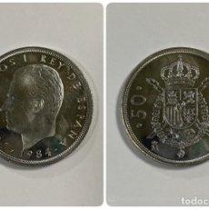 Monedas Juan Carlos I: MONEDA. ESPAÑA. 50 PESETAS. JUAN CARLOS I. 1984. S/C. VER FOTOS.. Lote 203969701