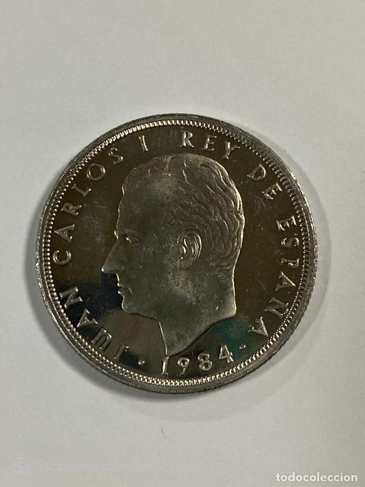Monedas Juan Carlos I: MONEDA. ESPAÑA. 50 PESETAS. JUAN CARLOS I. 1984. S/C. VER FOTOS. - Foto 2 - 203969781