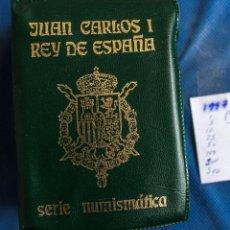 Monedas Juan Carlos I: CARTERA OFICIAL SERIE NUMISMATICA DE LA FNMT EMISION 1997 J.CARLOS. Lote 268771934