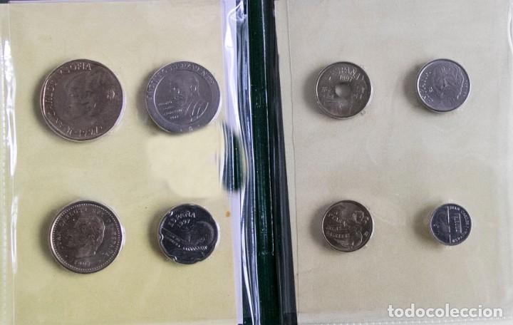 Monedas Juan Carlos I: CARTERA OFICIAL SERIE NUMISMATICA DE LA FNMT EMISION 1997 J.CARLOS - Foto 3 - 268771934