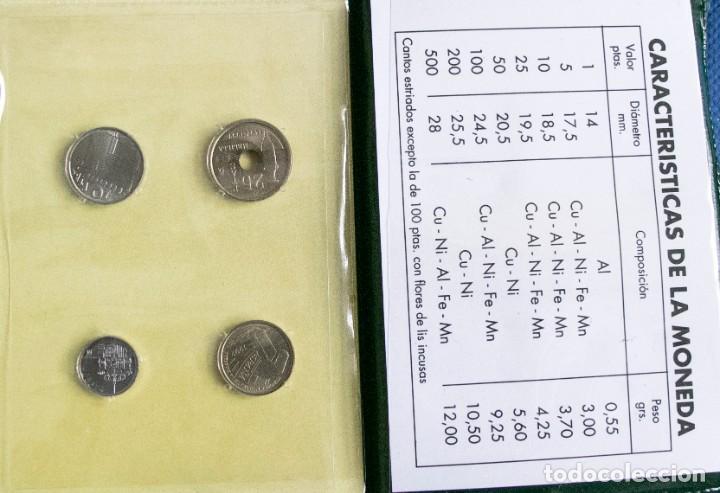 Monedas Juan Carlos I: CARTERA OFICIAL SERIE NUMISMATICA DE LA FNMT EMISION 1997 J.CARLOS - Foto 4 - 268771934