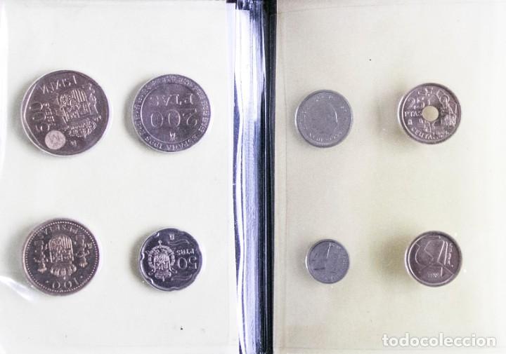 Monedas Juan Carlos I: CARTERA OFICIAL EMISION NUMISMATICA DE FNMT 1998 J.CARLOS - Foto 3 - 268771654