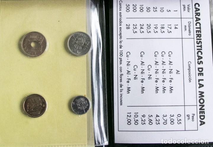 Monedas Juan Carlos I: CARTERA OFICIAL EMISION NUMISMATICA DE FNMT 1998 J.CARLOS - Foto 4 - 268771654