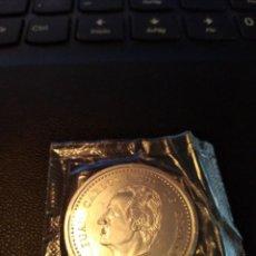Monedas Juan Carlos I: ESPAÑA 2000 PESETAS CONMEMORATIVA 1999 XACOBEO PLATA 925. Lote 204012966