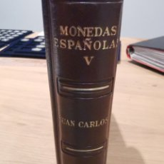Monedas Juan Carlos I: ALBUN CON MONEDAS DEL PARDO. Lote 204613061