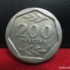 Monedas Juan Carlos I: 200 PESETAS 1987 ESPAÑA JUAN CARLOS I. Lote 205170565