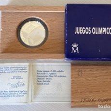 Monedas Juan Carlos I: 1.000 PESETAS AÑO 1996 JUEGOS OLÍMPICOS. Lote 205365892