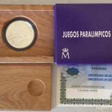 Monedas Juan Carlos I: 1.000 PESETAS AÑO 1996 JUEGOS PARALIMPICOS. Lote 205367083