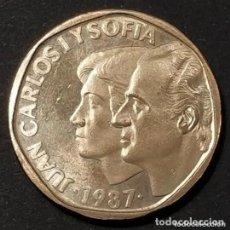 Monedas Juan Carlos I: ESPAÑA 500 PESETAS 1987 S/C. Lote 205554707