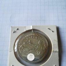 Monedas Juan Carlos I: MONEDA PLATA. CALIDAD PROF. 2000 PTS. AÑO 2001. Lote 205606091