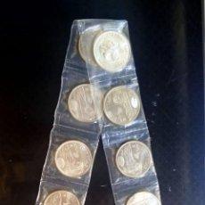 Monedas Juan Carlos I: 10 MONEDAS DE 2000 PESETAS. Lote 205646638