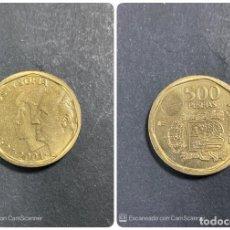 Monedas Juan Carlos I: MONEDA. ESPAÑA. JUAN CARLOS I. 500 PESETAS. 2001. S/C. VER FOTOS. Lote 205659722