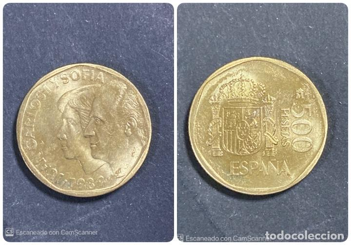 MONEDA. ESPAÑA. JUAN CARLOS I. 500 PESETAS. 1999. S/C. VER FOTOS (Numismática - España Modernas y Contemporáneas - Juan Carlos I)