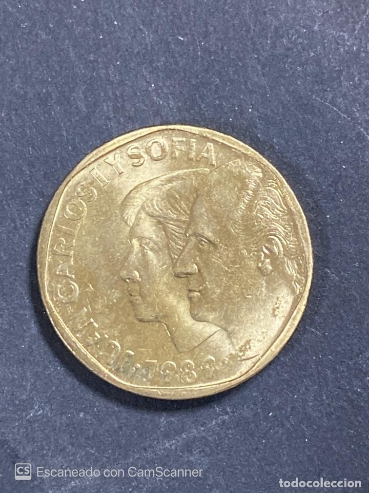 Monedas Juan Carlos I: MONEDA. ESPAÑA. JUAN CARLOS I. 500 PESETAS. 1999. S/C. VER FOTOS - Foto 2 - 205660670