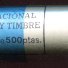 Monedas Juan Carlos I: CARTUCHO ORIGINAL FNMT COMPLETO DE 500 PESETAS DE 1997 FLOR DE CUÑO. Lote 205746556
