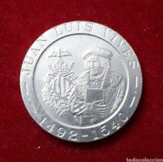 Monedas Juan Carlos I: DOSCIENTAS PESETAS 1993. JUAN LUIS VIVES. SC. Lote 205861256