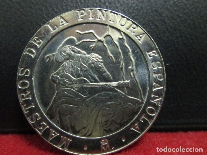 Monedas Juan Carlos I: 200 PESETAS 1996 MAESTROS DE LA PINTURA SIN CIRCULAR - Foto 2 - 206151422