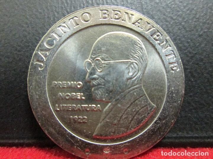 Monedas Juan Carlos I: 200 PESETAS 1997 JACINTO BENAVENTE SIN CIRCULAR - Foto 2 - 206152175