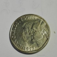 Monedas Juan Carlos I: MONEDA ESPAÑA 500 PESETAS 1997. Lote 206488598