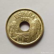 Monedas Juan Carlos I: ## JUAN CARLOS I - 25 PESETAS 1997 ##. Lote 206584646