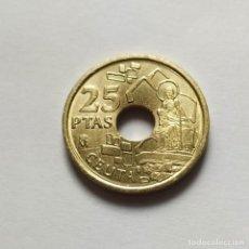 Monedas Juan Carlos I: ## JUAN CARLOS I - 25 PESETAS 1998 ##. Lote 206584857