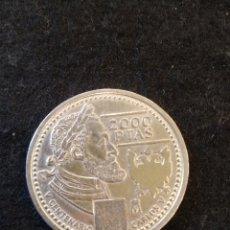 Monedas Juan Carlos I: MONEDA DE PLATA 2000 PESETAS, AÑO 2000 JUAN CARLOS I. Lote 207169808