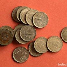 Monedas Juan Carlos I: 1 PTA PTA PESETA 1980 JUAN CARLOS I RUBIA. Lote 207305223