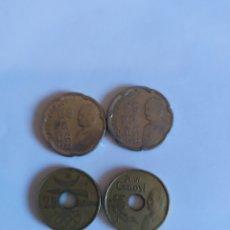 Monedas Juan Carlos I: LOTE DE MONEDAS 25 Y 50 PESETAS BARCELONA 92. Lote 207461796