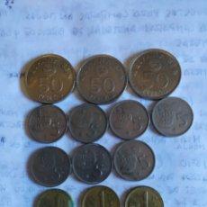 Monedas Juan Carlos I: LOTE DE MONEDAS ESPAÑA 82. Lote 207468207