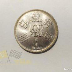 Monete Juan Carlos I: MONEDA DE 100 PESETAS - JUAN CARLOS I - MUNDIAL 82 - 1980. Lote 207683266