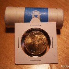 Monedas Juan Carlos I: LUK. 500 PESETAS 1988 SIN CIRCULAR SACADO DE CARTUCHO. Lote 209081423