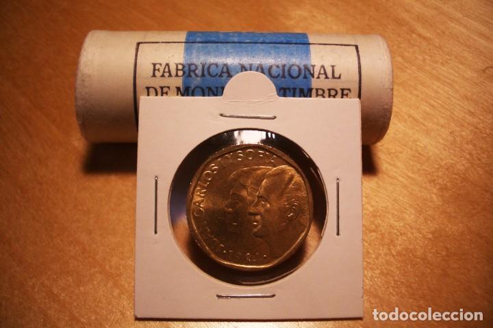 LUK. 500 PESETAS 1994 SIN CIRCULAR SACADO DE CARTUCHO (Numismática - España Modernas y Contemporáneas - Juan Carlos I)