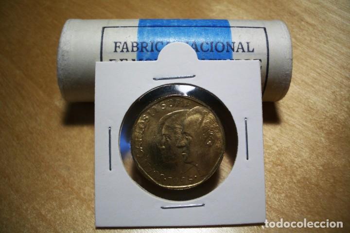 LUK. 500 PESETAS 1995 SIN CIRCULAR SACADO DE CARTUCHO (Numismática - España Modernas y Contemporáneas - Juan Carlos I)