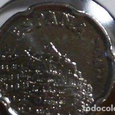 Monedas Juan Carlos I: LUK. 50 PTAS 1992 LA PEDRERA ERROR CATALOGADO CUPULA DEFORMADA SIN CIRCULAR SACADO DE BOLSA. Lote 221821285