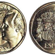 Monedas Juan Carlos I: ESPAÑA: 500 PESETAS 1993 CALIDAD S/C REYES JUAN CARLOS I Y DOÑA SOFIA. Lote 295974928