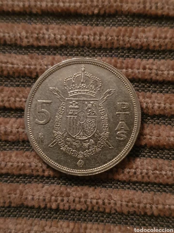 Monedas Juan Carlos I: Lote de cuatro monedas - Foto 3 - 209949302
