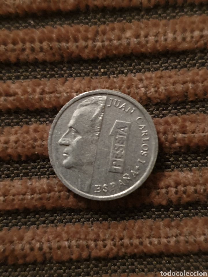 Monedas Juan Carlos I: Lote de cuatro monedas - Foto 5 - 209949302