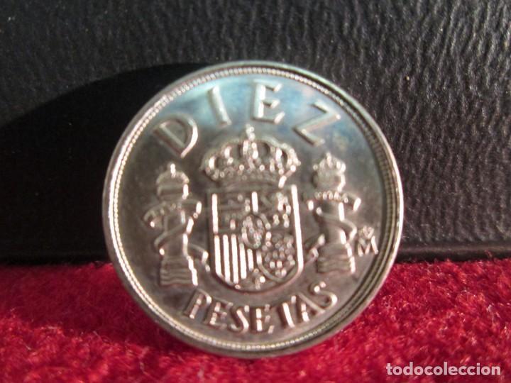 Monedas Juan Carlos I: 10 PESETAS 1983 - Foto 2 - 209949766