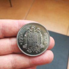 Monedas Juan Carlos I: MONEDA DE 100 PESETAS DE JUAN CARLOS I.DEL AÑO 1975*76. S/C.SACADA DE CARTUCHO!!. Lote 211510430