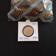 Monedas Juan Carlos I: MONEDA 100 PESETAS 1998 JUAN CARLOS I S/C SACADA DE LA BOLSA ORIGINAL FNMT ESPAÑA. Lote 211515649